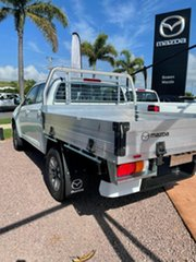 2020 Mazda BT-50 XT White 6 Speed Automatic Cab Chassis