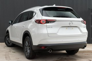 2020 Mazda CX-8 KG2WLA Touring SKYACTIV-Drive FWD Snowflake White Pearl 6 Speed Sports Automatic