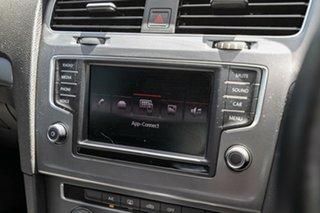 2016 Volkswagen Golf VII MY16 92TSI DSG Trendline Silver 7 Speed Sports Automatic Dual Clutch