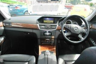 2012 Mercedes-Benz E220 212 MY12 CDI Elegance Silver 5 Speed Automatic Sedan