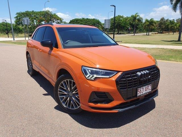 Used Audi Q3 F3 MY20 35 TFSI S Tronic Launch Edition Townsville, 2019 Audi Q3 F3 MY20 35 TFSI S Tronic Launch Edition Pulse Ora 6 Speed Sports Automatic Dual Clutch