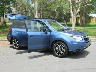 2015 Subaru Forester S4 MY15 2.0D-S CVT AWD Blue 7 Speed Constant Variable Wagon
