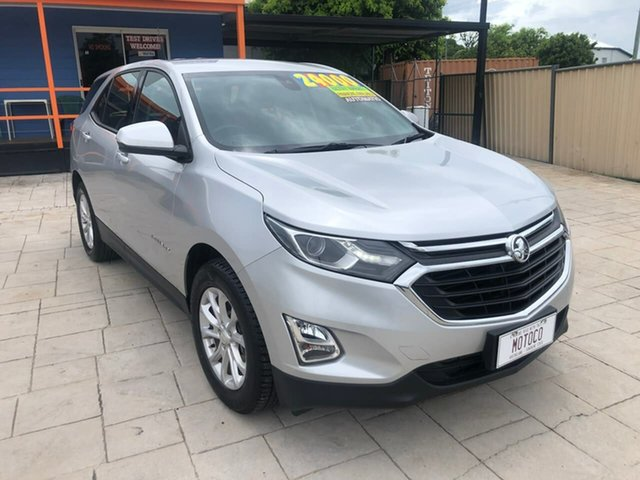Used Holden Equinox EQ MY18 LS+ FWD Mundingburra, 2019 Holden Equinox EQ MY18 LS+ FWD Silver 6 Speed Sports Automatic Wagon