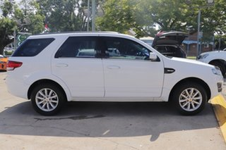 2016 Ford Territory SZ MkII TX Seq Sport Shift White 6 Speed Sports Automatic Wagon.