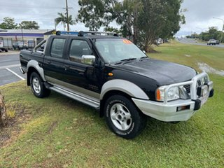 2004 Nissan Navara D22 MY2003 ST-R 5 Speed Manual Utility