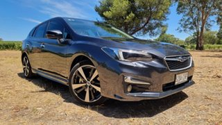 2017 Subaru Impreza G5 MY17 2.0i-S CVT AWD Grey 7 Speed Constant Variable Hatchback.