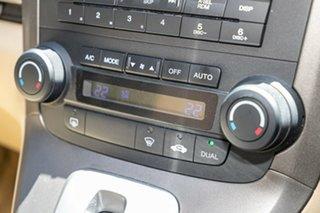 2007 Honda CR-V RE MY2007 Sport 4WD Taffeta White 5 Speed Automatic Wagon
