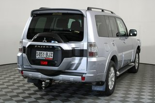 2015 Mitsubishi Pajero NX MY16 GLX Cool Silver 5 Speed Sports Automatic Wagon