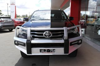 2016 Toyota Fortuner GUN156R GXL Brown 6 Speed Automatic Wagon