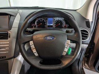 2013 Ford Territory SZ TS Seq Sport Shift Bronze 6 Speed Sports Automatic Wagon