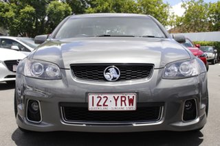 2012 Holden Commodore VE II MY12 SS V Grey 6 Speed Manual Sedan