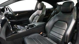2012 Mercedes-Benz C-Class C204 MY13 C180 BlueEFFICIENCY 7G-Tronic + Magnetite Black 7 Speed