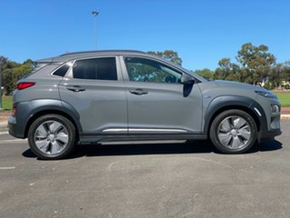 2020 Hyundai Kona OSEV.2 MY20 electric Elite Galactic Grey 1 Speed Reduction Gear Wagon.