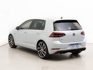 2019 Volkswagen Golf AU MY20 R White Silver 7 Speed Auto Direct Shift Hatchback