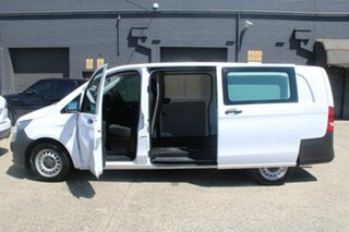 2016 Mercedes-Benz Vito 447 114 BlueTEC LWB White 7 Speed Automatic Van