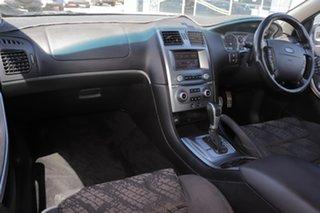2005 Ford Falcon BA Mk II XR8 Blue 4 Speed Sports Automatic Sedan
