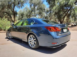 2013 Lexus GS GWL10R GS450h Sports Luxury Blue 8 Speed Constant Variable Sedan Hybrid