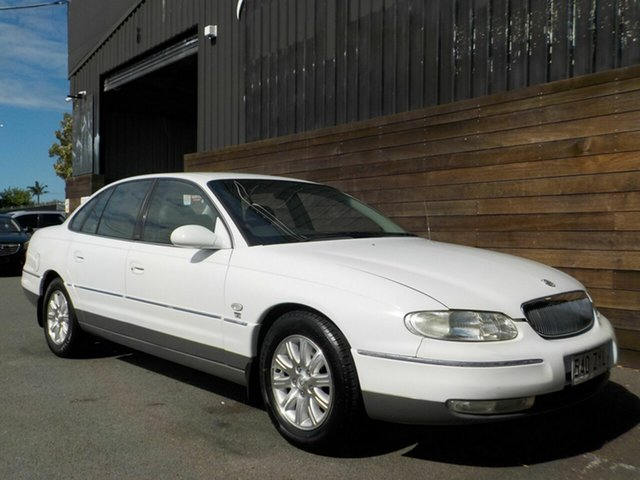 Used Holden Statesman WH Labrador, 2000 Holden Statesman WH White 4 Speed Automatic Sedan