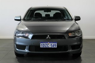 2011 Mitsubishi Lancer CJ MY11 ES Grey 6 Speed Constant Variable Sedan.