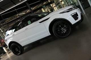 2018 Land Rover Range Rover Evoque L538 MY18 SE Dynamic White 9 Speed Sports Automatic Wagon