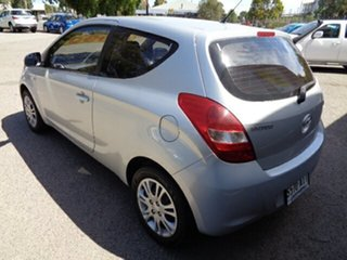2010 Hyundai i20 PB Active Silver 5 Speed Manual Hatchback