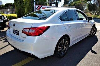 2019 Subaru Liberty B6 MY20 2.5i CVT AWD White 6 Speed Constant Variable Sedan.