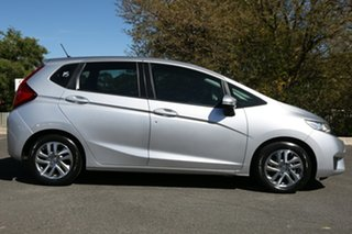 2015 Honda Jazz GF MY16 VTi Alabaster Silver 5 Speed Manual Hatchback