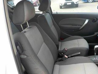 2008 Holden Barina TK MY09 White 4 Speed Automatic Hatchback