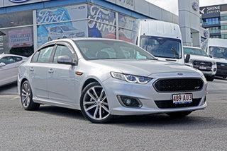 2015 Ford Falcon FG X XR6 Turbo Silver 6 Speed Sports Automatic Sedan.