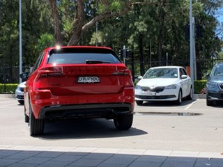 2020 Skoda Kamiq NW MY20.5 110TSI DSG FWD Monte Carlo Red 7 Speed Sports Automatic Dual Clutch Wagon