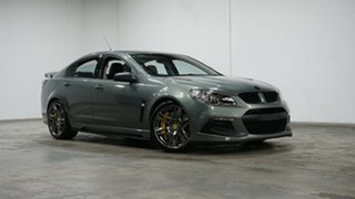 2016 Holden Special Vehicles ClubSport Gen-F2 MY16 R8 Track Edition Grey 6 Speed Sports Automatic.