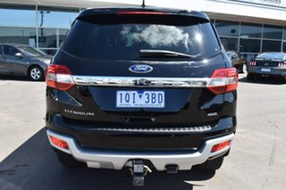 2019 Ford Everest UA II 2020.25MY Titanium Black 10 Speed Sports Automatic SUV