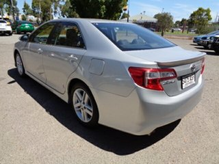 2011 Toyota Camry ASV50R Atara SX Silver 6 Speed Sports Automatic Sedan
