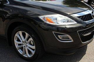 2012 Mazda CX-9 TB10A4 MY12 Luxury Black 6 Speed Sports Automatic Wagon.