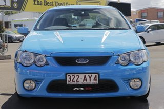 2005 Ford Falcon BA Mk II XR8 Blue 4 Speed Sports Automatic Sedan