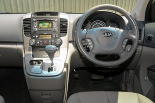 2014 Kia Grand Carnival VQ MY14 Platinum Silver 6 Speed Sports Automatic Wagon