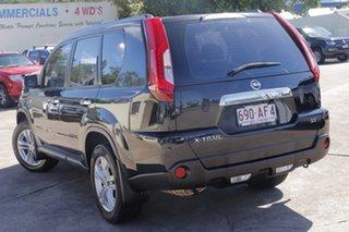 2011 Nissan X-Trail T31 Series IV ST 2WD Black 6 Speed Manual Wagon.