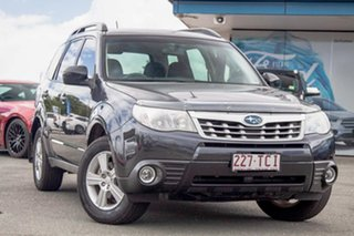2012 Subaru Forester S3 MY12 X AWD Dark Grey 4 Speed Sports Automatic Wagon.