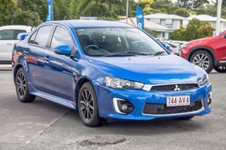 2016 Mitsubishi Lancer CF MY17 ES Sport Blue 6 Speed Constant Variable Sedan
