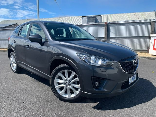 Used Mazda CX-5 KE1021 Grand Touring SKYACTIV-Drive AWD Moonah, 2013 Mazda CX-5 KE1021 Grand Touring SKYACTIV-Drive AWD Grey 6 Speed Sports Automatic Wagon
