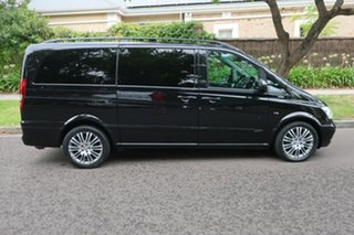 2012 Mercedes-Benz Viano 639 MY12 BlueEFFICIENCY Black 5 Speed Automatic Wagon