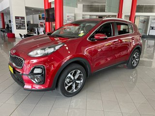 2020 Kia Sportage QL MY20 S 2WD Red 6 Speed Sports Automatic Wagon