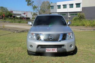 2012 Nissan Navara D40 S6 MY12 ST 4x2 Silver 6 Speed Manual Utility.