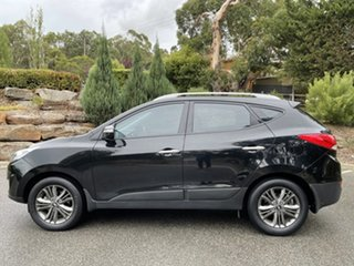 2013 Hyundai ix35 LM2 Elite AWD Phantom Black 6 Speed Sports Automatic Wagon
