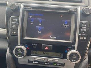 2016 Toyota Camry AVV50R Atara S Grey 1 Speed Constant Variable Sedan Hybrid
