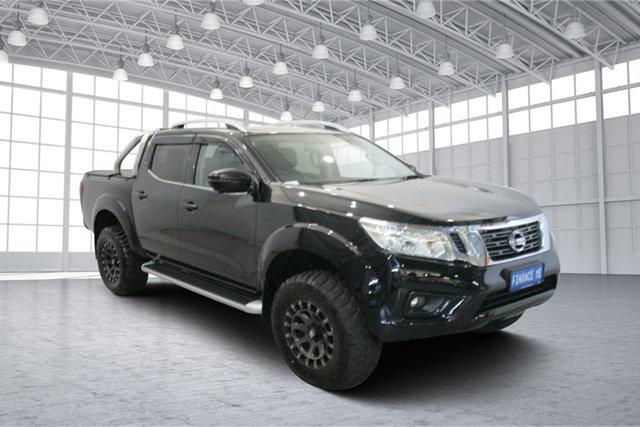 Used Nissan Navara D23 S3 ST-X Victoria Park, 2018 Nissan Navara D23 S3 ST-X Black 7 Speed Sports Automatic Utility
