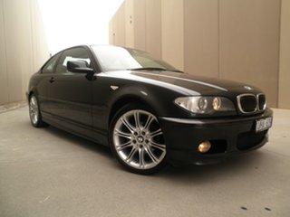 2006 BMW 3 Series E46 MY05 320Ci Steptronic Sport Blue & Black Metallic 5 Speed Sports Automatic.