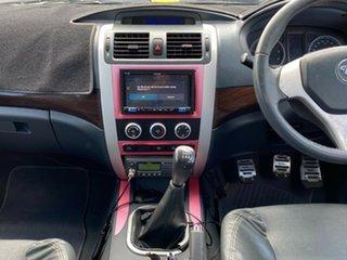 2013 Foton Tunland P201 Luxury Black 5 Speed Manual Utility