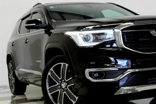 2018 Holden Acadia AC MY19 LTZ-V (AWD) Black 9 Speed Automatic Wagon.