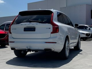 2015 Volvo XC90 L Series MY16 D5 Geartronic AWD Inscription White 8 Speed Sports Automatic Wagon.